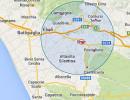 Scossa di terremoto nella Piana del Sele. Epicentro Serre. Magnitudo 3.1