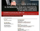"Sant'Arsenio: Il 18 luglio incontro su ""Patrimonio edilizio esistente"" a cura del Consilium Senatoris"