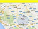 Scossa di terremoto tra la Campania e la Basilicata. Magnitudo 3.2. Avvertita anche nel Vallo di Diano