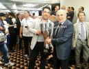 Calcio: Napoli, premiato il Valdiano per promozione in eccellenza. Presente il direttore sportivo Vertucci