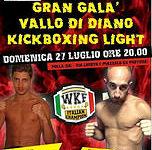 Polla: Domenica prossima primo Gran Galà di kickboxing light