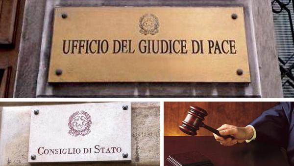 Il Consiglio di Stato conferma la chiusura dell'ufficio del Giudice di Pace di Sapri