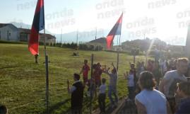 Calcio: il Pro Atena, nel giorno di San Ciro, vola in finale play off per la scalata in prima categoria