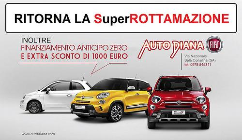 FIAT AUTODIANA presenta: Ritorna la SuperROTTAMAZIONE