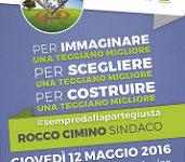 """Teggiano: presso """"La Marchesina"""" presentazione ufficiale della lista """"RinnoviAMO DIANO"""""""