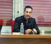 """Università di Salerno. Matteo Viviani de """"Le Iene"""" nel Campus di Davimedia"""