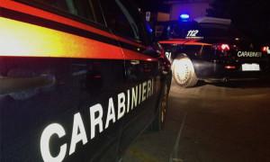 carabinieri evidenza notte