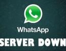 Whatsapp in tilt in Italia. Impossibile inviare e ricevere messaggi
