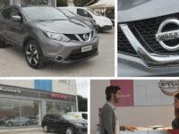 Alla concessionaria Autosala l'originale e intrigante crossover Nissan Qashqai