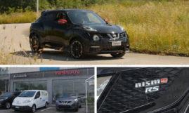 Da Autosala una corsa sportiva e grintosa a bordo di Nissan JUKE NISMO RS