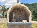 Campagna: ritrovata la statua di Santa Bernadette rubata la notte scorsa. Denunciato 57enne