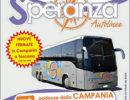 Speranza Autolinee: primo anno di attività della linea notturna Campania-Toscana, professionalità a servizio dei clienti