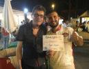 """Angelo Rumolo di Caggiano vince il """"Pizza chef emergente del sud Italia"""""""