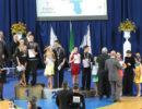 Campionati di danza sportiva a Rimini. Applausi a scena aperta per Noemi Cardinale ed Emanuele Cimino