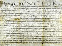 Curiosità storiche valdianesi. Grandi fonti storiche: le pergamene del Vallo di Diano