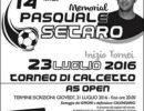 """Teggiano: ha preso il via il torneo di calcetto """"Memorial Pasquale Setaro"""""""