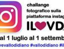 """Al via il primo challenge fotografico su Instagram a cura dell'Associazione """"I Love Vallo di Diano"""""""