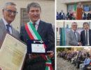 Sassano centro della legalità. Conferita a Franco Roberti la Benemerenza in memoria di Paolo Borsellino