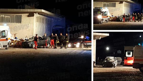 Auto si schianta contro il rimorchio di un camion ad Atena Lucana. Perde la vita uomo di Auletta