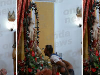 Salvitelle:rinnovata la tradizionale corsa a piedi nudi in devozione a San Sebastiano