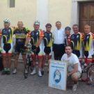 Polla: 15 fedeli in bicicletta verso il Vaticano per l'udienza di Papa Francesco