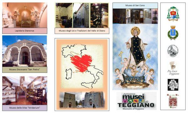 Manifesto musei teggiano