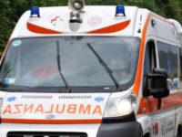 Ciclista di Pertosa sbatte contro un'auto ad Atena Lucana. Trasferito all'ospedale Cardarelli di Napoli