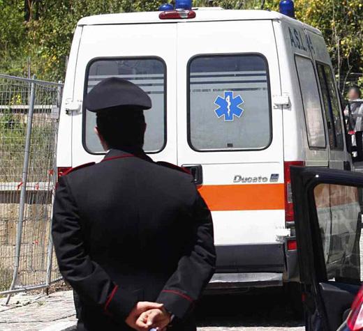 ambulanzacarabinieri evidenza nuova 1