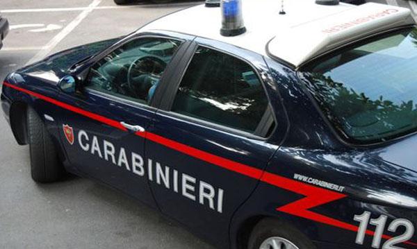 carabinieri auto 3