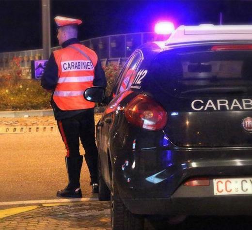 carabinieri controlli notte 2 evidenza