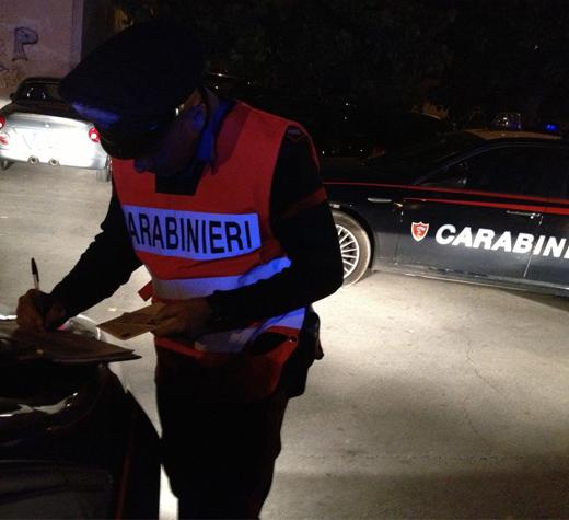 carabinieri evidenza controlli nottenuova4