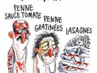 """Charlie Hebdo sul terremoto. Assessore di Teggiano:""""Aveva ragione l'Isis!"""""""
