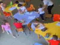 Botte e spintoni ai bambini dell'asilo. Sospese e indagate tre maestre a Potenza