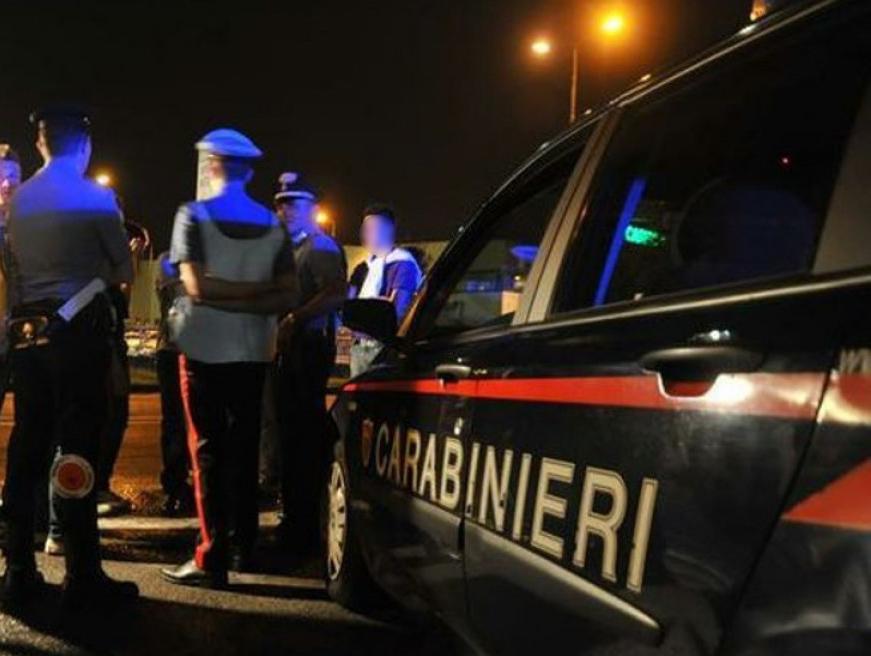 carabinieri notte estate