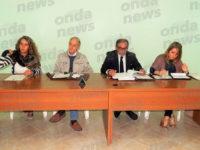 Teggiano: conferenza stampa della minoranza su Consiglio ed arrivo dei Carabinieri