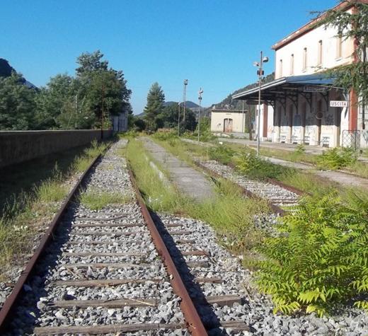 ferrovia sicignano lagonegro evidenza nuova