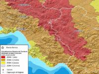 Terremoto. La mappa del rischio sismico nel Vallo di Diano e nelle aree limitrofe