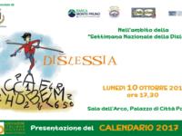 Potenza. Banca Monte Pruno sostiene Calendario Dislessia 2017 e Mostra di fumetto