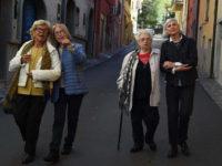 Quattro nonne italiane protagoniste a Balvano del nuovo spot della Ferrero