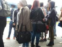 Autobus affollati. Studenti della Valle del Sele restano a terra a Fisciano