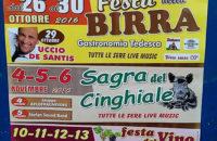 L'associazione Mattina in Festa organizza: Ottobre – Novembre 2016 a Caggiano