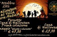31 ottobre – Halloween al Villa Torre Antica – Atena Lucana