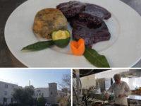 """Al """"Villa Venus"""" controfiletto con riduzione all'Aglianico e tortino di spinaci"""