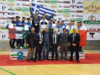 Grandissimo successo per la New Kodokan al VII Campionato Mondiale di Pangration