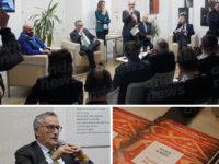 """Presentato a Lagonegro """"Il contrario della paura"""" del Procuratore Franco Roberti"""