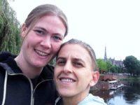 Da Sassano in Olanda, con matrimonio e ritorno a casa. La storia di Daniela e Astrid