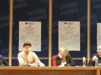 Università di Salerno. Francesco Facchinetti ospite di Davimedia Masterclass