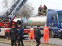 Autista di Brienza trovato senza vita nella cisterna del suo camion a Ravenna