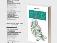 """Atena Lucana: oggi la presentazione del libro""""Terre Lucane""""promossa da Banca Monte Pruno"""