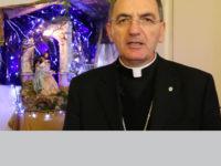 Gli auguri di Natale di Mons. Antonio De Luca, Vescovo di Teggiano-Policastro